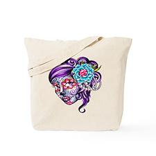Sugar Skull 039 Tote Bag