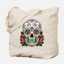 Sugar Skull 067 Tote Bag