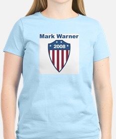 Mark Warner 2008 emblem T-Shirt