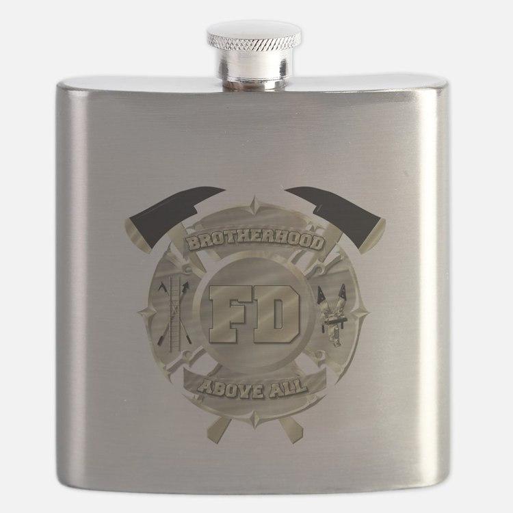 BrotherHood fire service 2 Flask