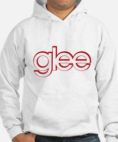 Glee Red & White Hoodie
