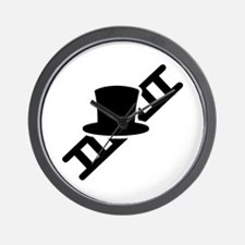 Chimney sweeper ladder Wall Clock