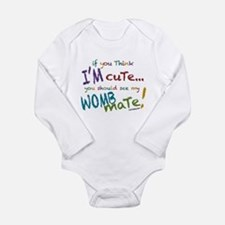 Womb Mates Body Suit