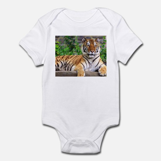 Siberian Tiger Infant Bodysuit