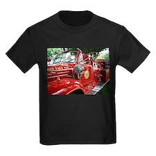 red fire engine 1 T-Shirt