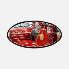 red fire engine 1 Patch