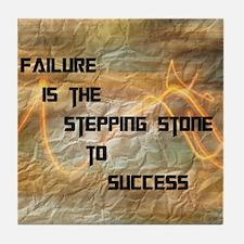 FailureIsSuccess2 Tile Coaster