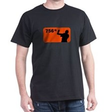Barry Bonds 756 T-Shirt