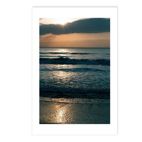 Postcards (Package of 8) - Sunset, Naples, FL