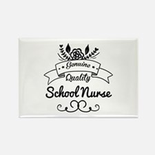Genuine Quality School Rectangle Magnet (100 pack)