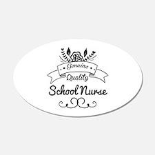 Genuine Quality School Nurse Wall Decal