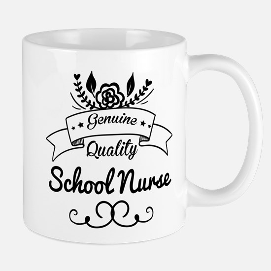 Genuine Quality School Nurse Mug