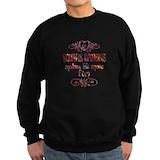 Square dance Sweatshirt (dark)