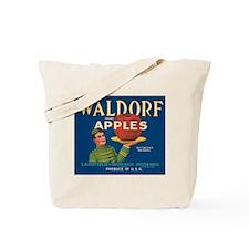 Waldorf Apples Tote Bag