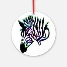 ZEBRA!! Ornament (Round)