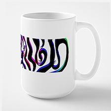 ZEBRA!! Large Mug