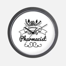 Genuine Quality Pharmacist Wall Clock