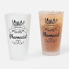 Genuine Quality Pharmacist Drinking Glass