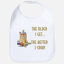 The Older I Get... Bib