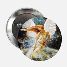 "Guardian Angel 2.25"" Button"