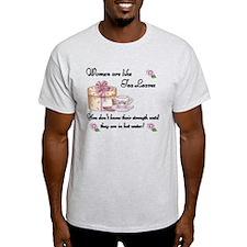 Women are Like Tea Leaves T-Shirt