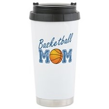 Basketball Mom Travel Mug
