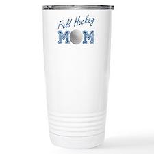 Field Hockey Mom Travel Mug