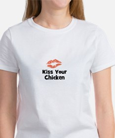 Kiss Your Chicken Tee