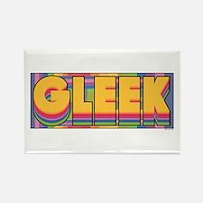 Gleek Rectangle Magnet