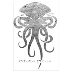 Cthulhu Light Canvas Art