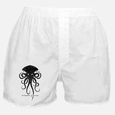 Cthulhu Dark Boxer Shorts