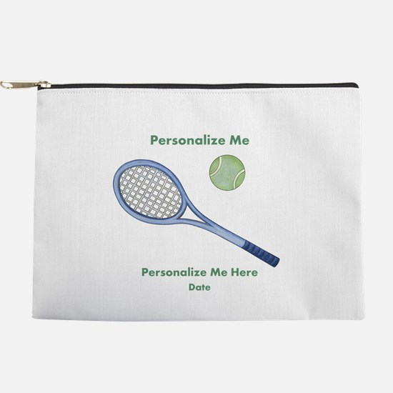 Personalized Tennis Makeup Pouch