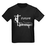 Lineman Kids T-shirts (Dark)