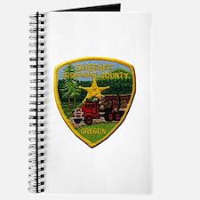 Josephine County Sheriff Journal
