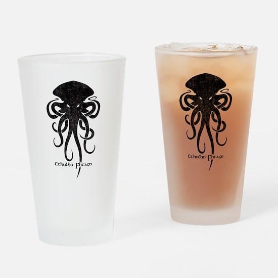 Cthulhu Dark Drinking Glass
