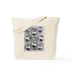 1918 Tulane Graduates Tote Bag