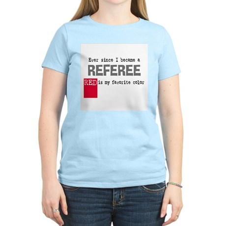 Red Card Women's Light T-Shirt