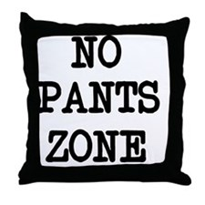Unique Zone Throw Pillow