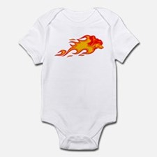 Chinese Crested (Hairless) Infant Bodysuit