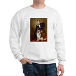 Lincoln's German Shepherd Sweatshirt