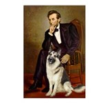 Lincoln's German Shepherd Postcards (Package of 8)