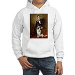 Lincoln's German Shepherd Hooded Sweatshirt