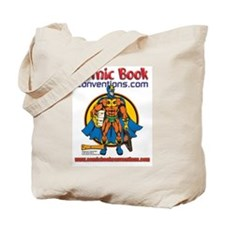 Cute Comic convention Tote Bag