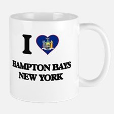 I love Hampton Bays New York Mugs
