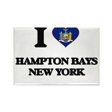 I love Hampton Bays New York Magnets