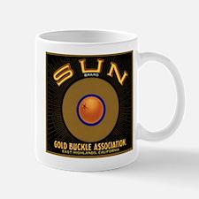 Sun Brand Mug