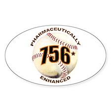 756-Enhanced Oval Decal