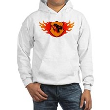 Chinese Crested (Hairless) Hoodie