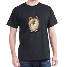 KiniArt Bella Pom T-Shirt