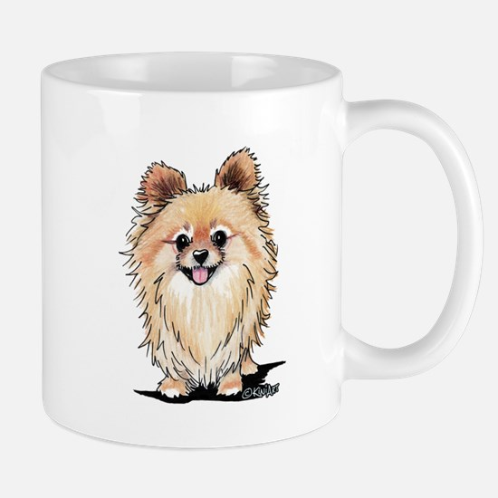 KiniArt Bella Pom Mug